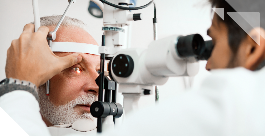 """An """"eye-tech"""" approach to better vision"""