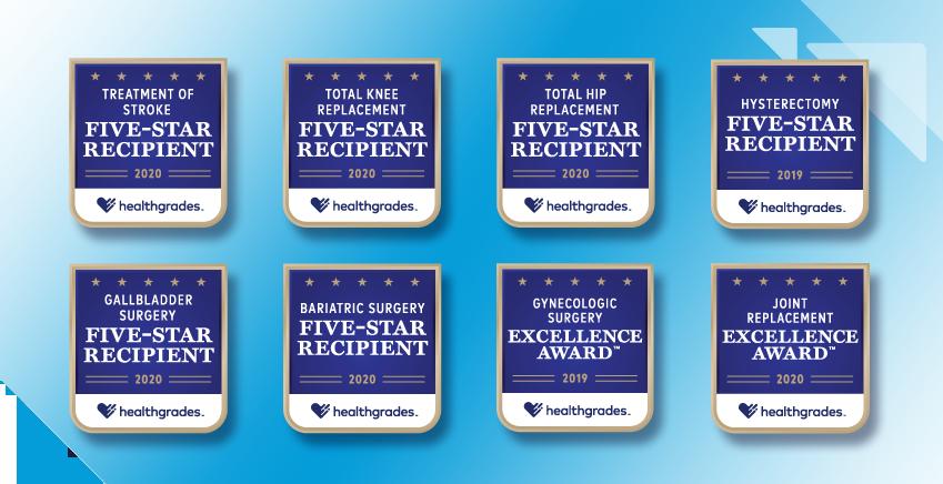 <span>The East End's</span> Award Winning <span>Regional Medical Center</span>