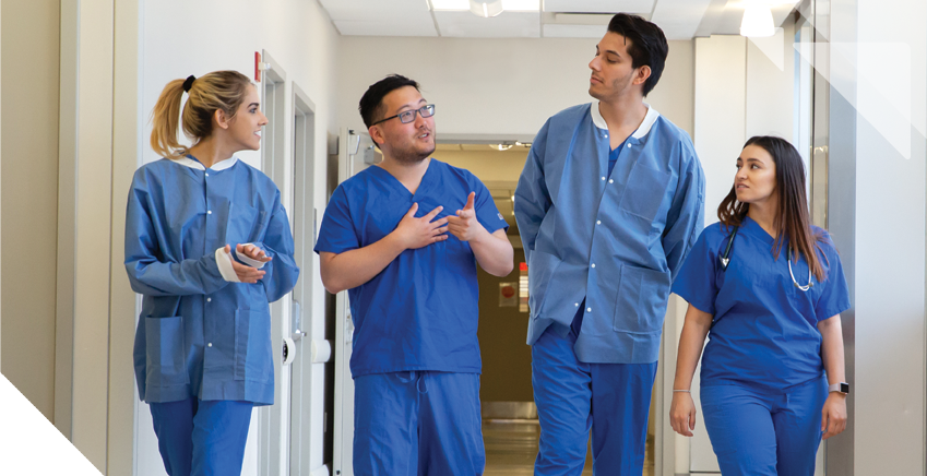 ACGME-accredited Residency and Internship opportunities